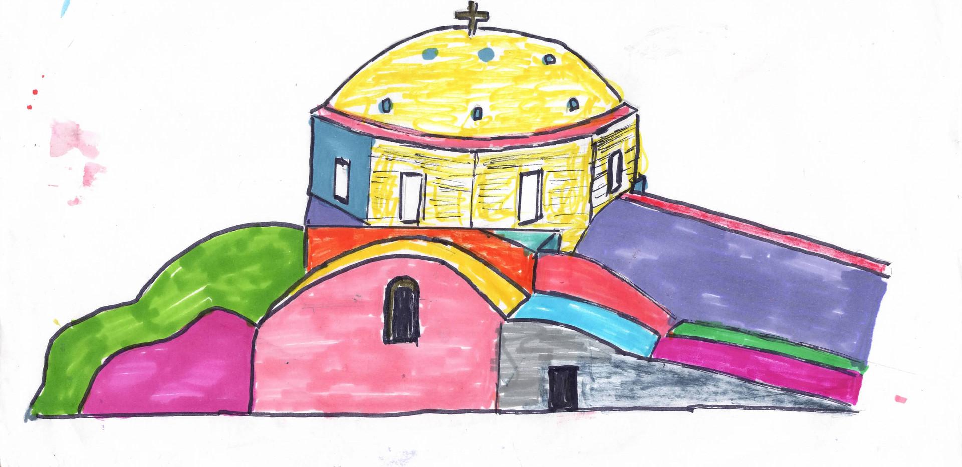 Mirabee Greek Church Sept 2019