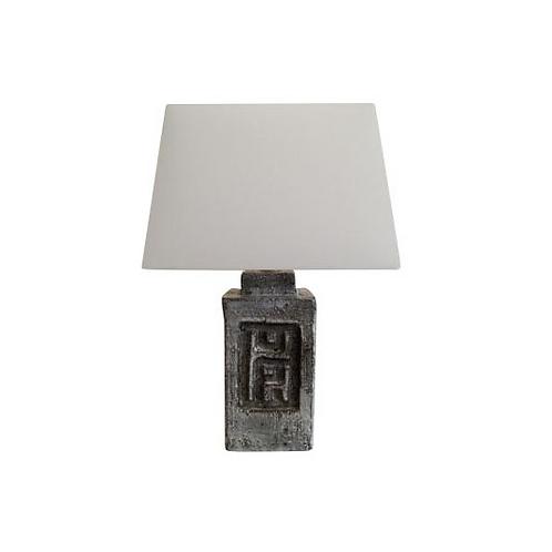 Ceramic Table Lamp, France