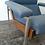 Thumbnail: Vintage Rob Parry lounge chair, 1960s