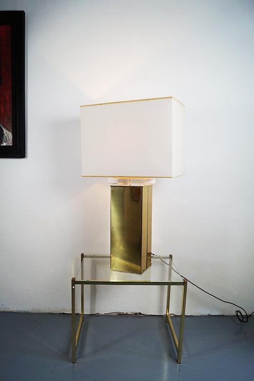 American Regency table lamp, 1970s
