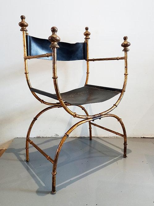 Emperor Chair in style of Maison Jansen