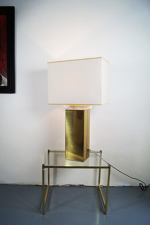 American Regency table lamp, 1970s