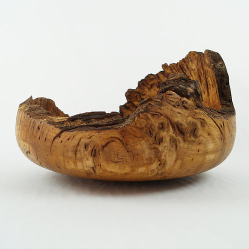 Large Oak Bowl