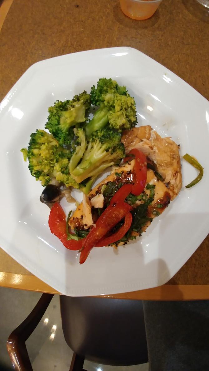 El almuerzo de la semana: 360 calorías