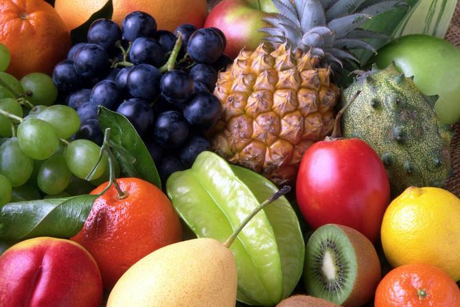 Las frutas, el alimento más adelgazante - Rebaja 6 libras en una semana - Blog # 2 de 12