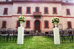 Dettaglio Decorazione Villa S.Amico