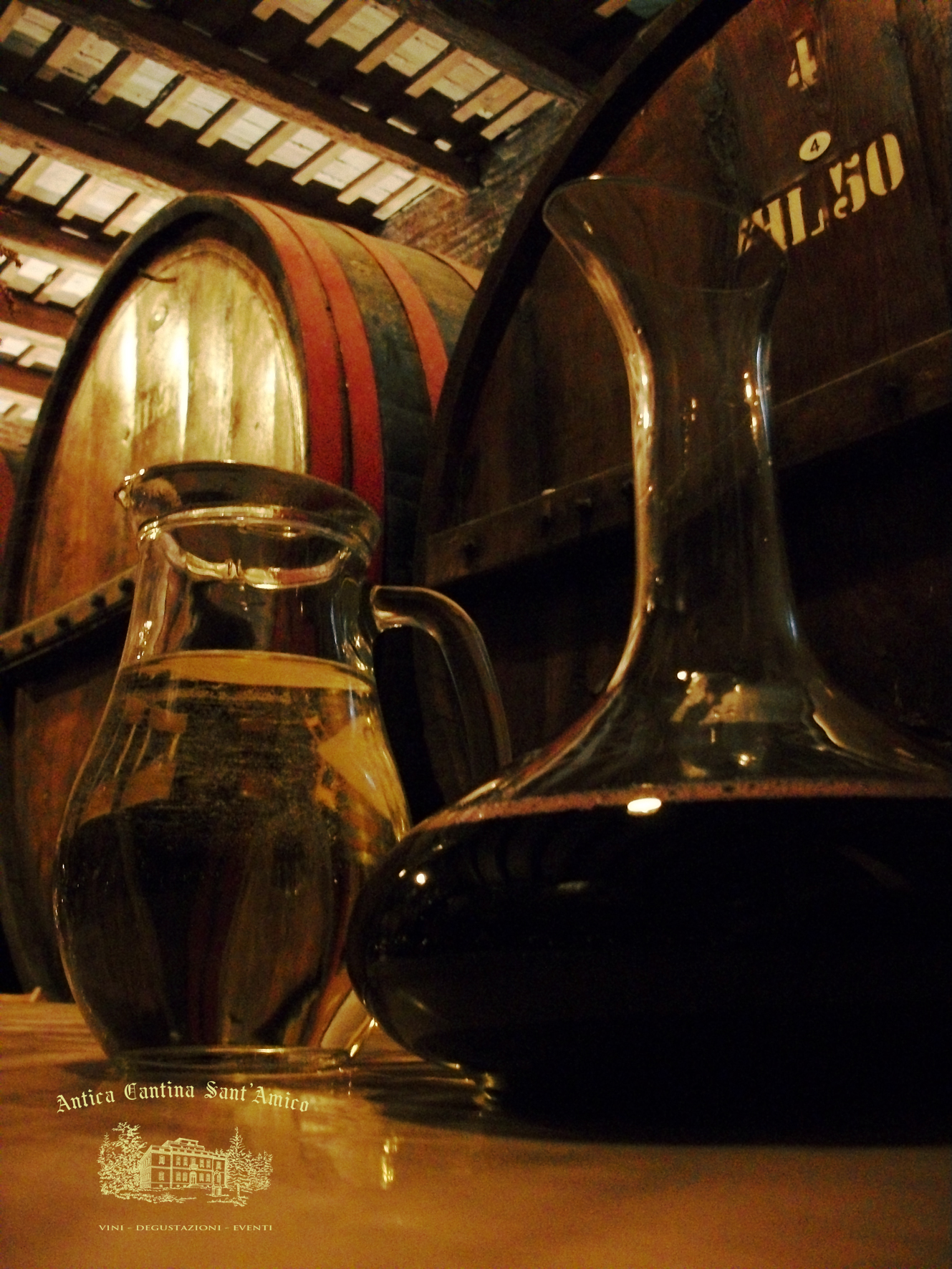 Wine-Tastings-at-Antica-Cantina-Wine-Cellar