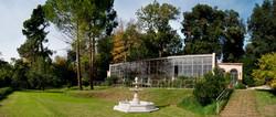 Orangerie con Fontana