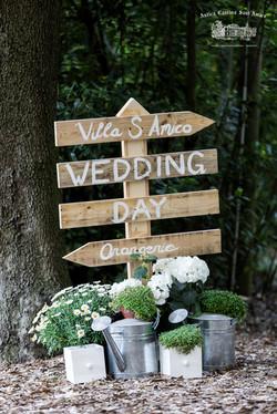 Wedding Planner Shabby Chic