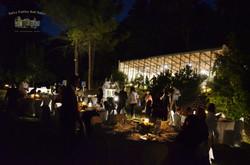 Cena con Catering Orangerie