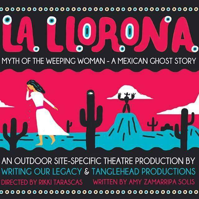 La Llorona: The Myth of the Weeping