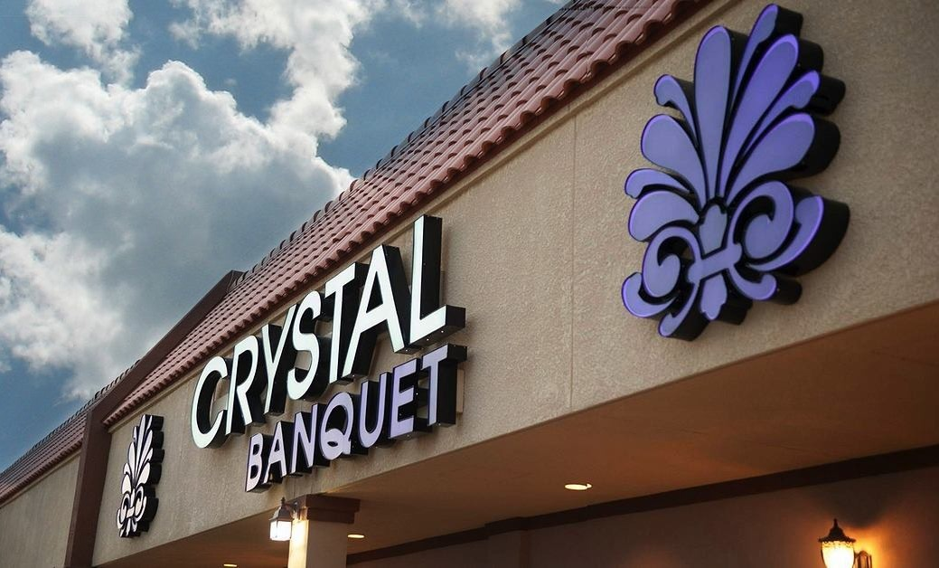 Crystal Banquet in Plano, TX
