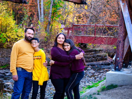Family Photography in Fall