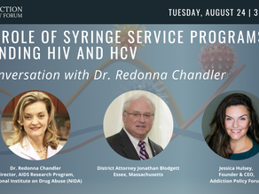 The Role of Syringe Service Programs in Ending HIV and HCV