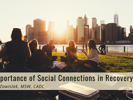 The Fifth Dimension of Recovery: Social