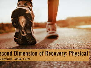 The Second Dimension of Recovery: Physical