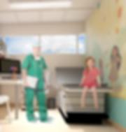 ARC Hospital Interiors- Pedia Consultation Room.png