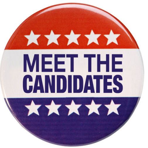 Meet & Greet all the District 2 Supervisor Candidates