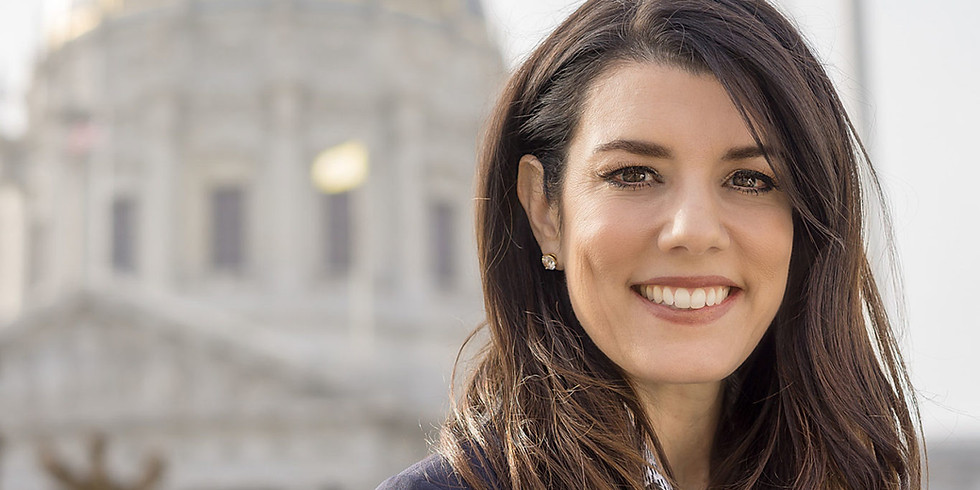 Meet our new District 2 Supervisor Catherine Stefani
