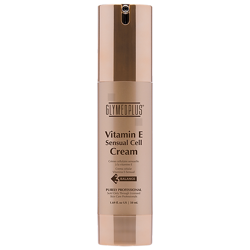 Vitamin E Sensual Cell Cream