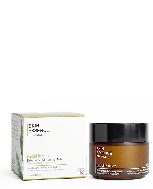 Facial In A Jar Exfoliant/Mineral Mask