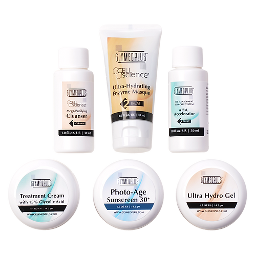 Anti-Aging Skin Essentials Kit