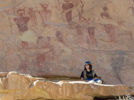Chaco Canyon Culture Trip