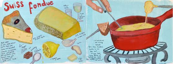 Swiss Fondue Recipe