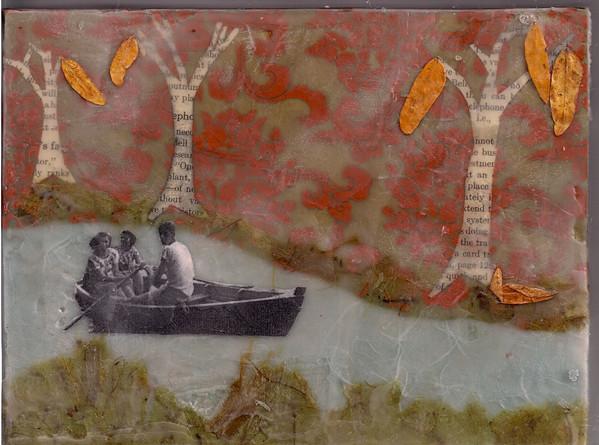 Autumn Boat Ride, 2009