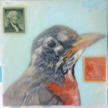 letter from a Robin, 2015