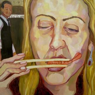 Megan, Dim Sum, 2004