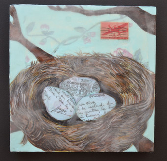 Letter from my Nest, 2016