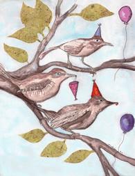 Birthday Birds, 2013