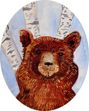 Birch Meadow Bear, 2016
