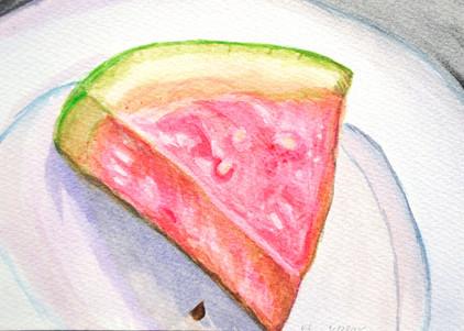 Watermelon, 2015