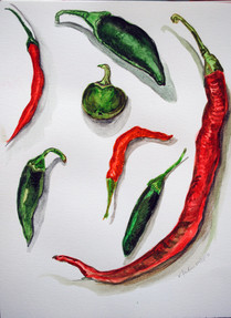 Peppers, 2016