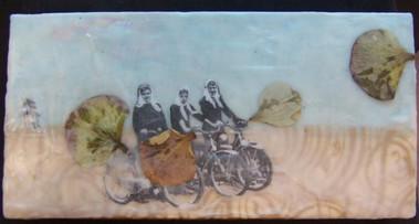 Biking in the Desert, 2009
