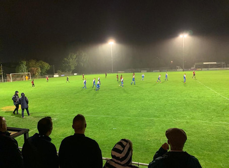 EMPHATIC WIN IN SCFA SENIOR CUP FOR 1ST TEAM