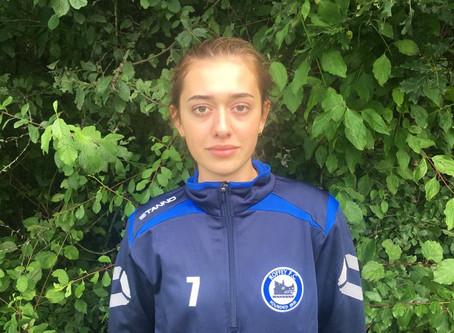 ROFFEY FC WOMENS CAPTAIN 2019/20 SEASON