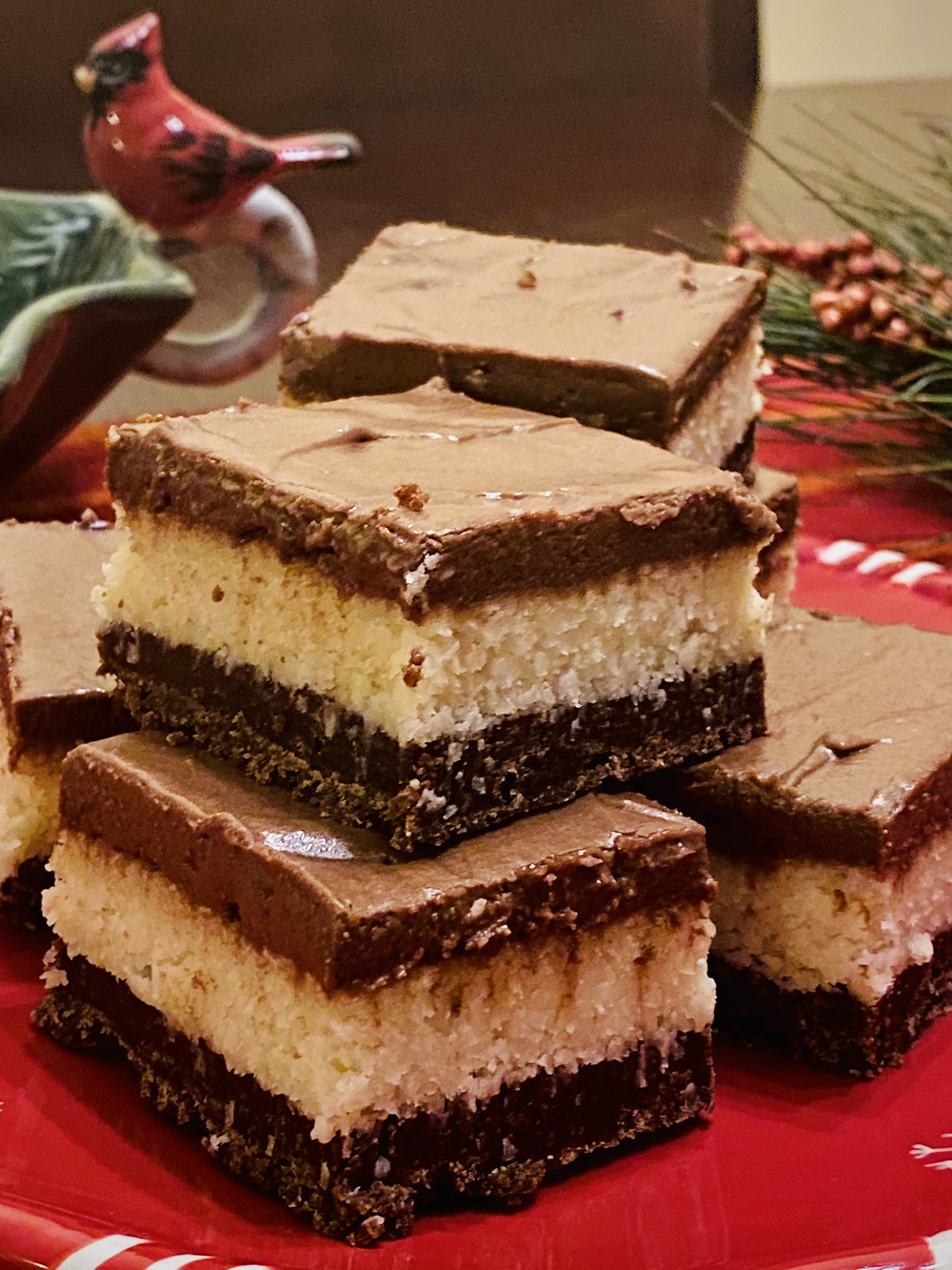 Queen Anne Squares Recipe
