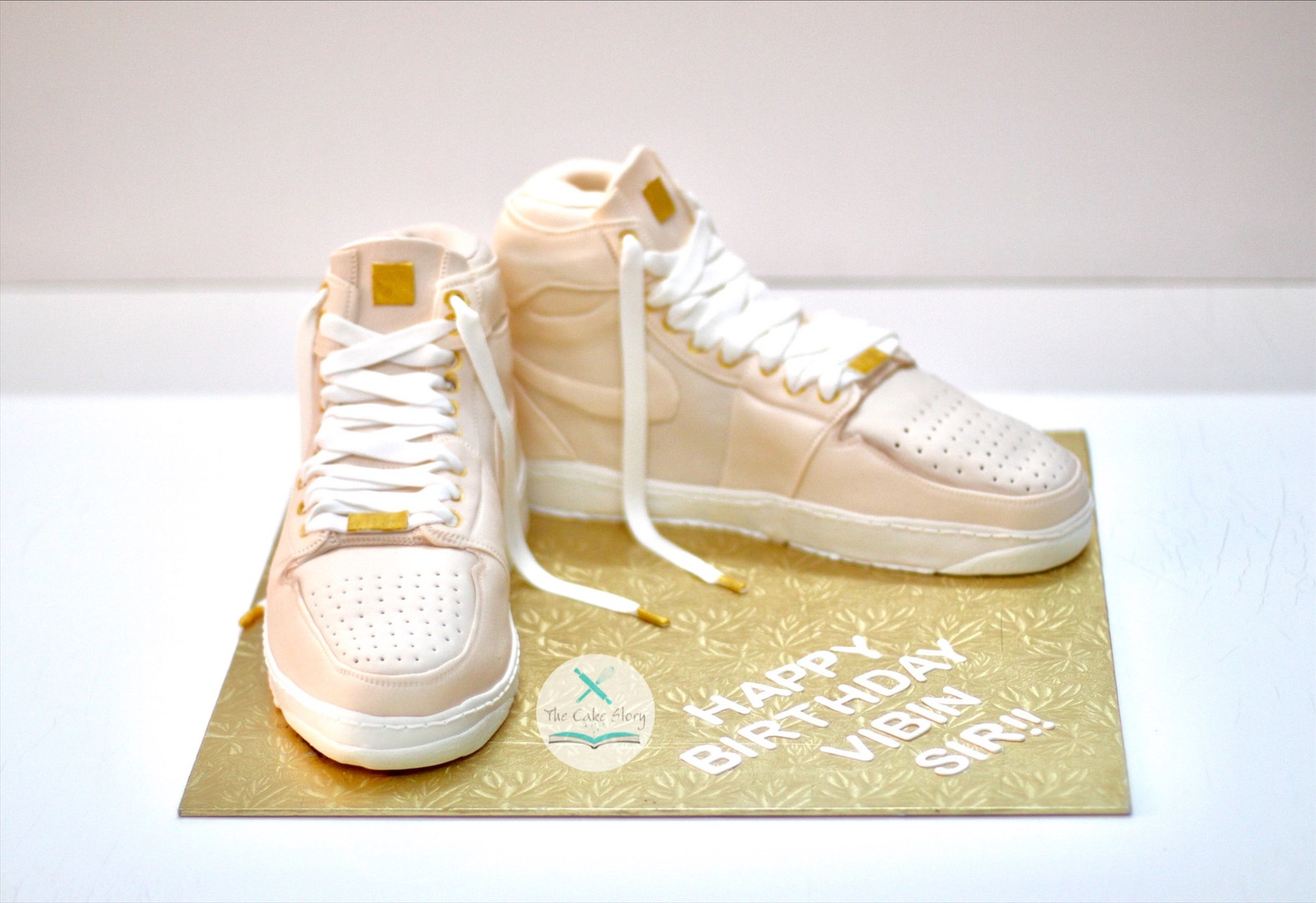 Air Force one cake for someone who loves his shoes