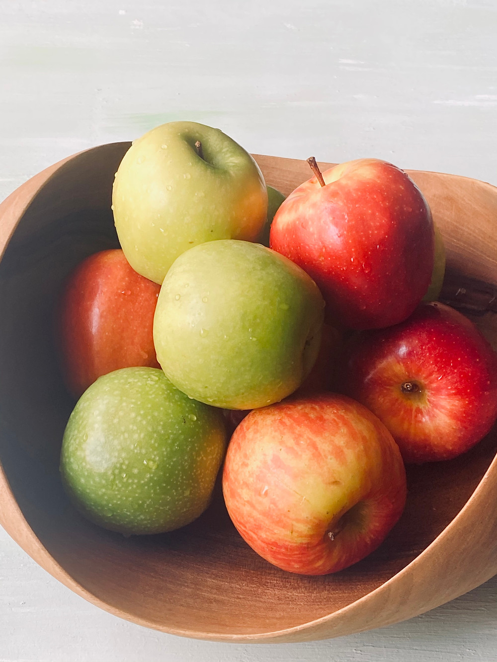 apples for apple pie filling