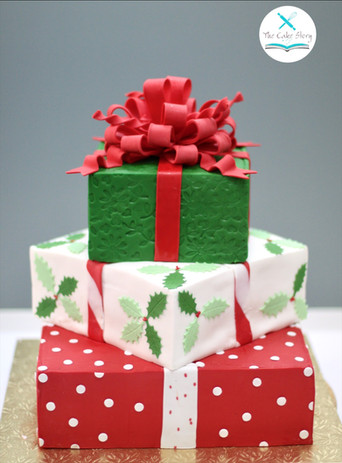 Everyone wants presents for Christmas now how good is it if we can eat them too!