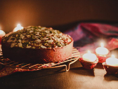 Diwali Special: Mithai-Inspired Cake