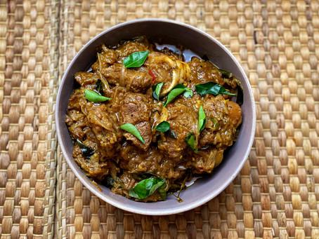 Mutton Pepper Fry (Nagarjuna style)