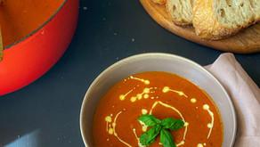 The Classic Tomato Soup