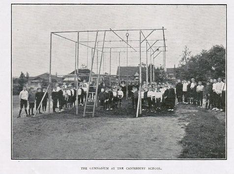 Canterbury School 1913