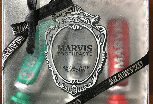 Marvis Toothpaste Travel Pack