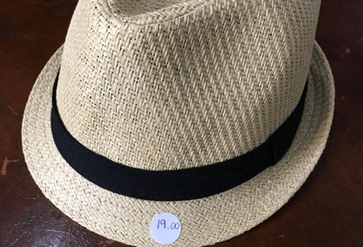 Gentleman's Fedora Hat