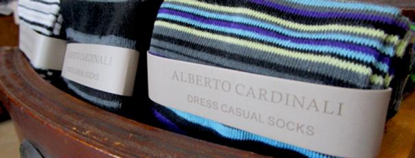 Alberto Cardinali Socks